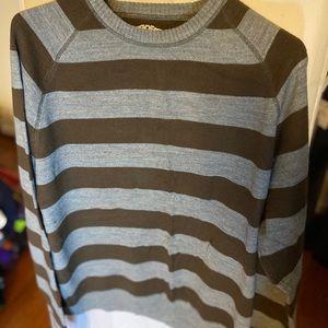 Aeropostale striped sweater